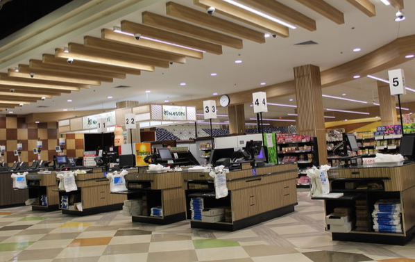 Commercial Remodeling Grocery store