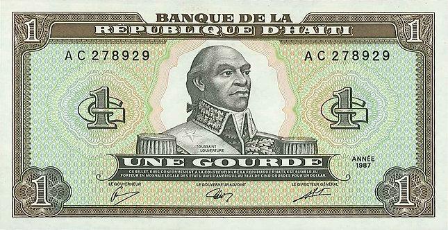 Toussaint L'Ouverture, Leader of the Haitian Revolution (1791 – 1804)