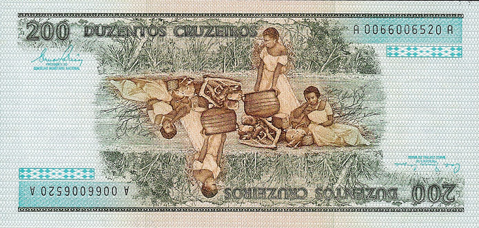 """Freed Women Slaves Cooking Out,"" Brazil"