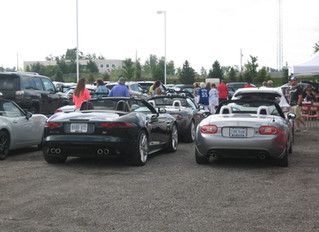 Moffat Mazda's Rally For Kids Aug. 12th