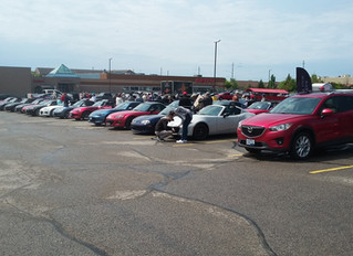 Cobourg Mazda Open House