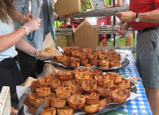 Buttertart Festival in Port Carling