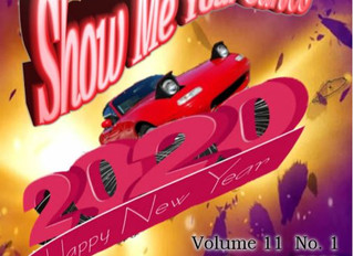 2020 Happy New Year Newsletter