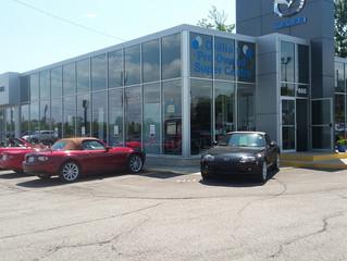 Orillia Mazda BBQ Luncheon