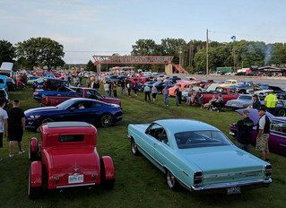 Hot August Nights @Webers - Tues Aug 13