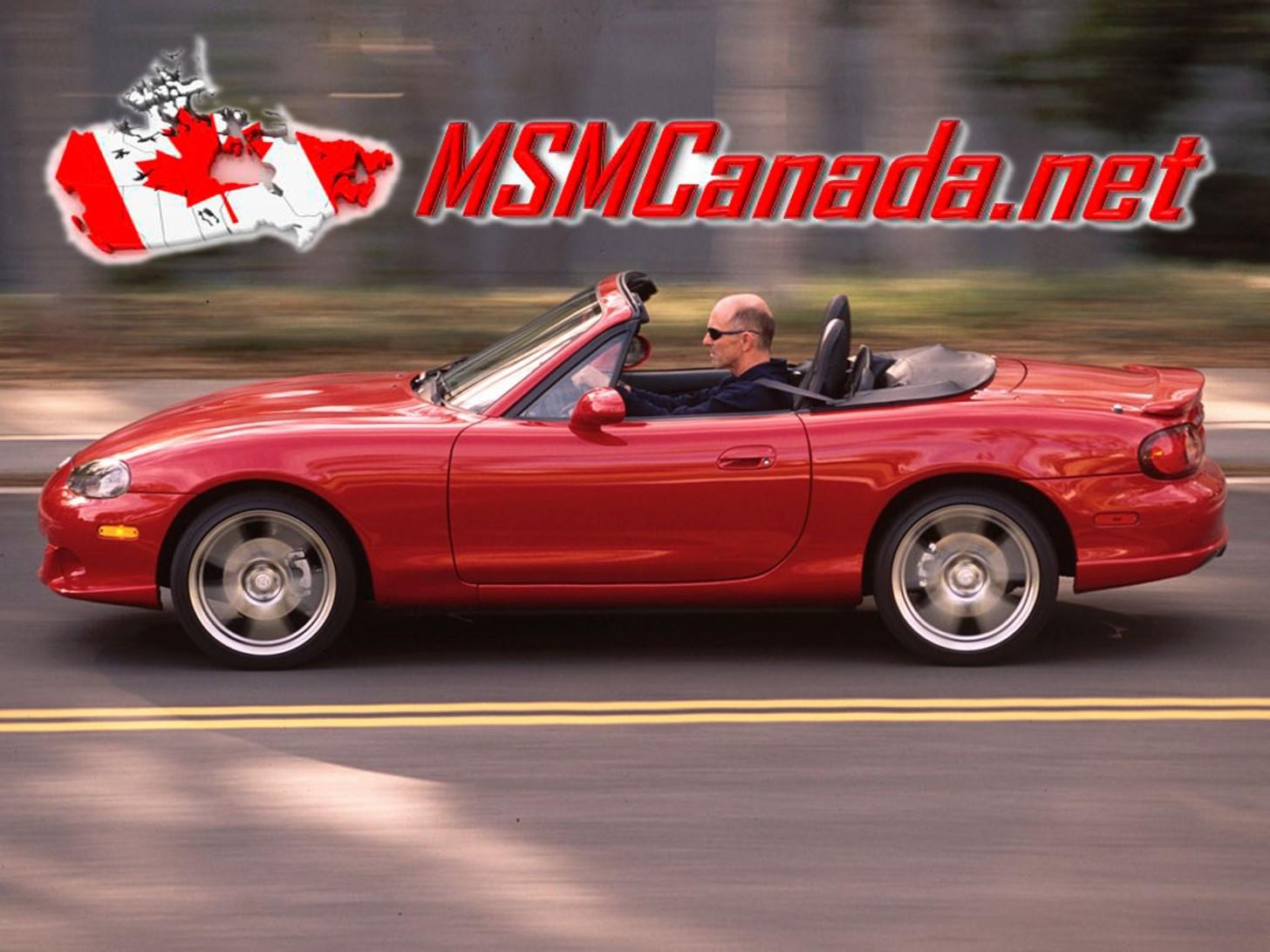 Registry | Mazdaspeed MX5 Miata Canada Registry
