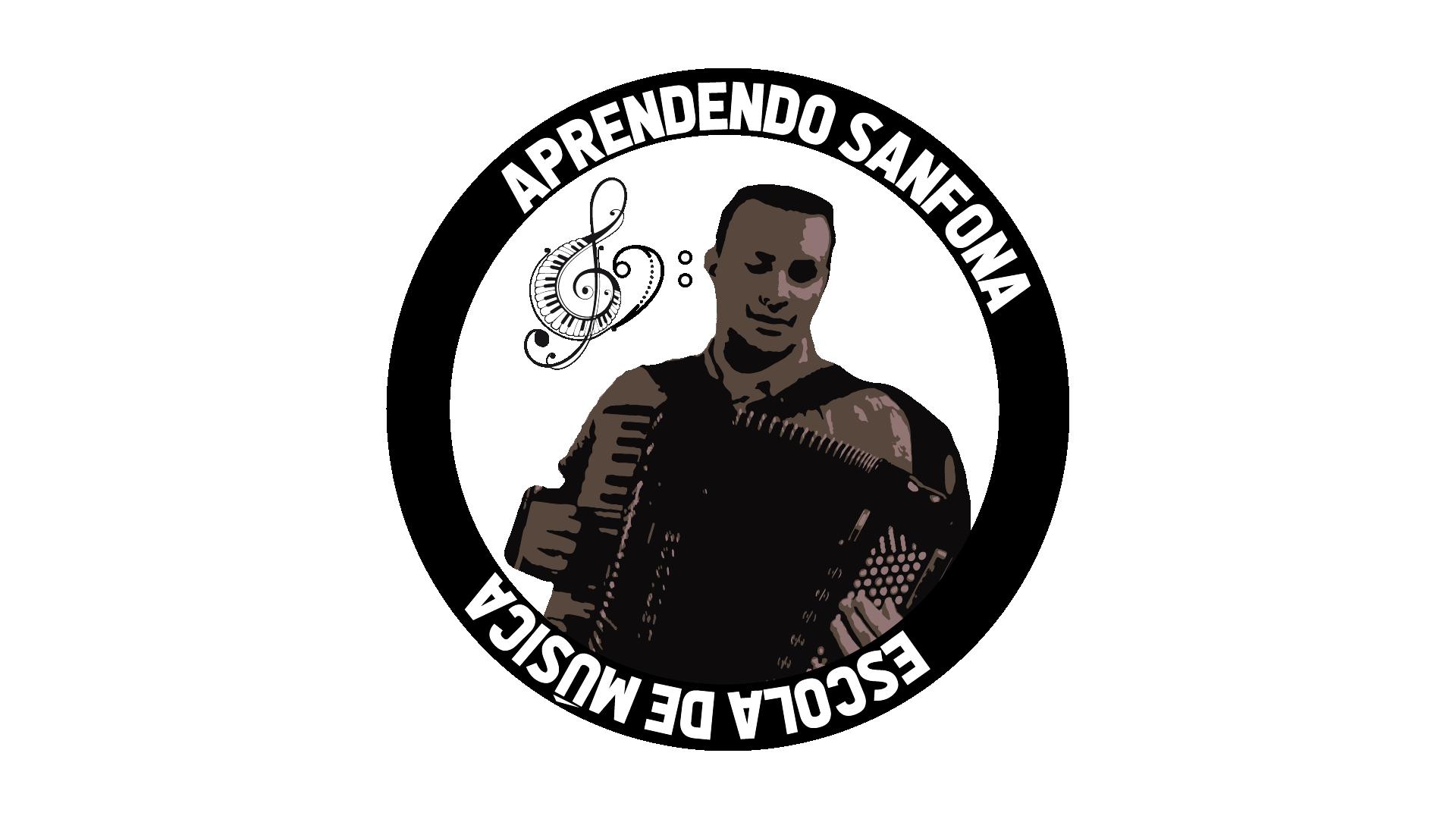 Logo Aprendendo Sanfona - 2020 - sem fun