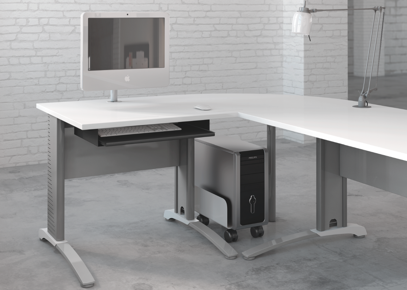 COMPUTER DESKING & ACCESSORIES