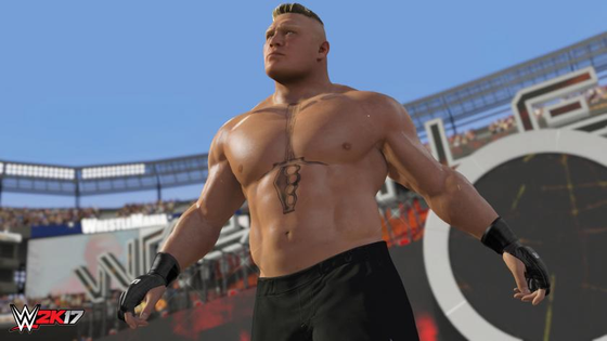 WWE 2K17 - Breath of New Life.