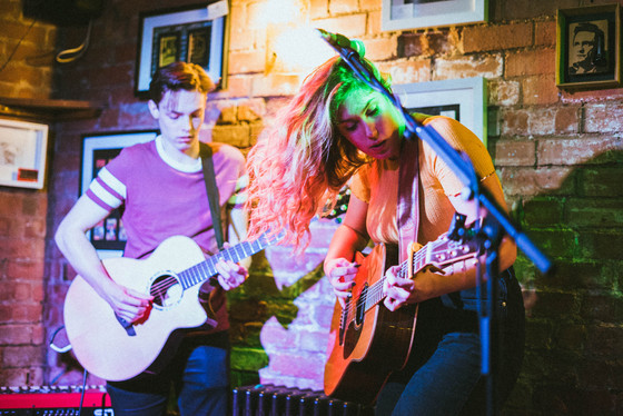 LIVE REVIEW: Guy Jones and Natalie Shay - The Kitchen Garden Cafe - 27th April 2018