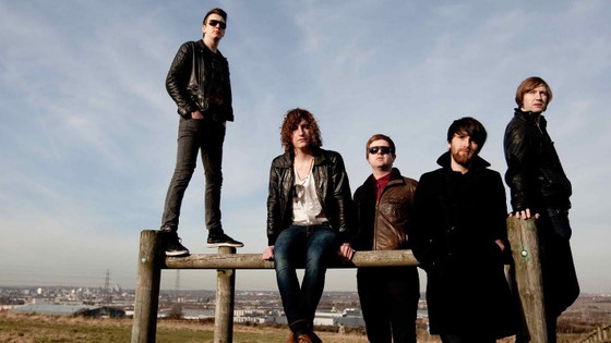 The Pigeon Detectives Are Flying To A CITY NEAR YOU