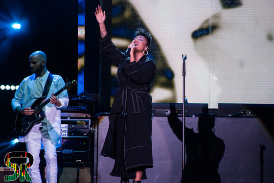 REVIEW & GALLERY: Emeli Sandé - Genting Arena - 25th October 2017