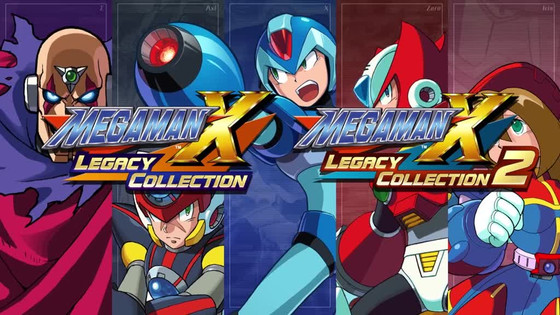Mega Man X Legacy Collection Review