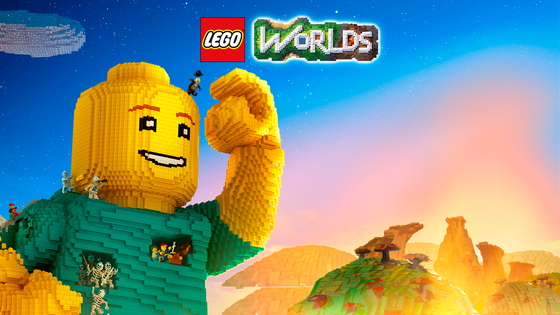 Lego Worlds - Rock My Blocks