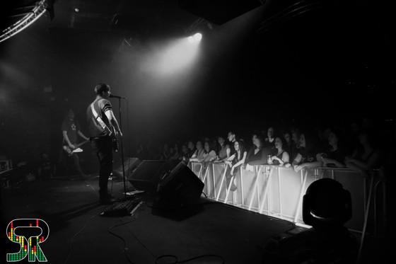 Ash - Glasgow Garage - 15th December 2016