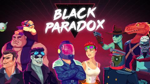 GAME REVIEW: Black Paradox