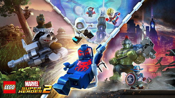 REVIEW: Lego Marvel Superheroes 2