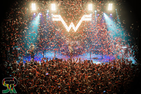 REVIEW & GALLERY: Weezer - O2 Academy Birmingham - 27th October 2017