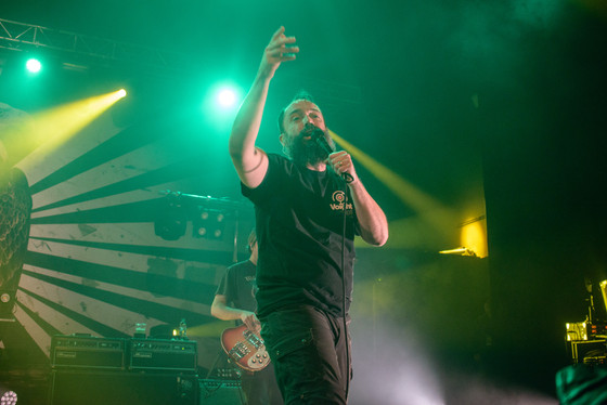 LIVE REVIEW - Clutch - 22nd December 2018 - O2 Academy Birmingham