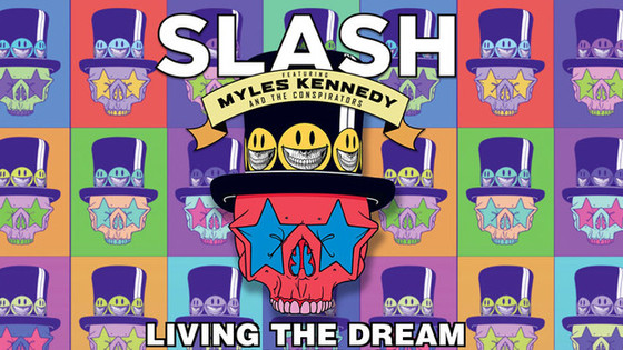 Slash - Living The Dream - Album Review