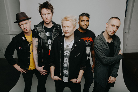 Sum 41 Announce a Headline UK Tour!