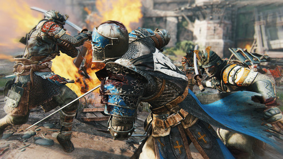 For Honor - Charging Forward