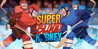 REVIEW: Super Blood Hockey - Nintendo Switch