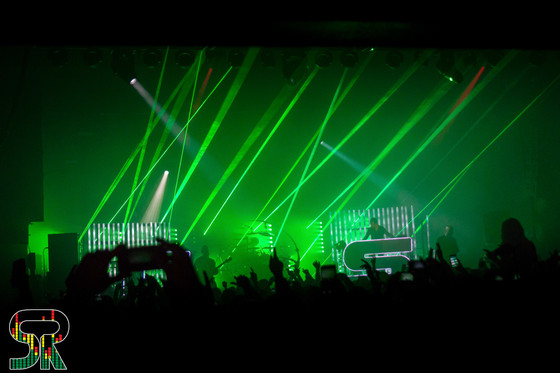 Chase and Status - O2 Academy Birmingham - 24/11/2016