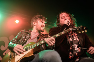 LIVE REVIEW: Crobot, Wolf Jaw, Liberty Lies - 25th July 2019 - O2 Academy Birmingham