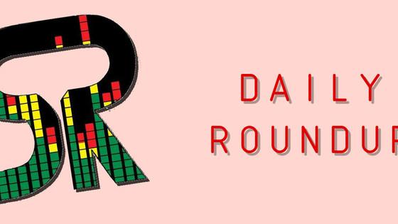 DAILY ROUNDUP: 25.10.17