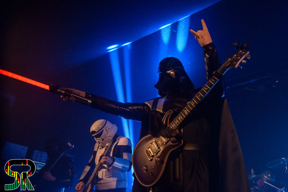 Galactic Empire - Birmingham O2 Academy 3 - 8th February 2017
