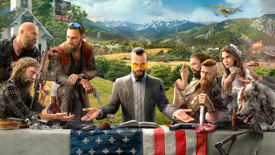 Five Fings about Far Cry 5 we're Fiery for.
