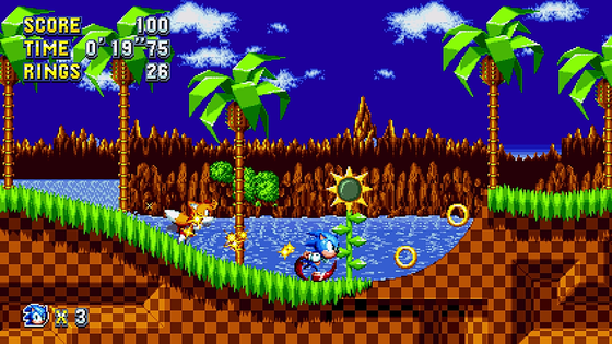 Review: Sonic Mania - Back In Blue