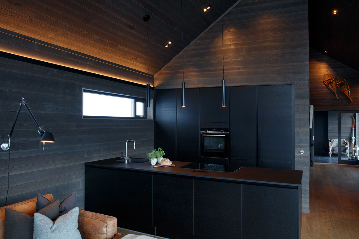 Kjøkkenet i Hemsedal