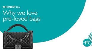Why we love pre-loved bags