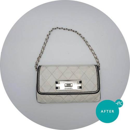 Chanel 2.55 Clean + Polish