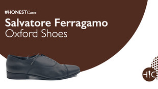 Case Study - Salvatore Ferragamo Oxford Shoes