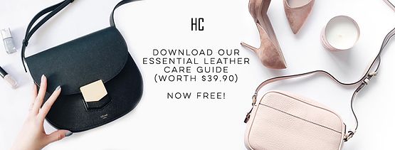 Leather Care Guide Honest Crafters
