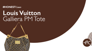 Case Study - Louis Vuitton Galliera PM Tote