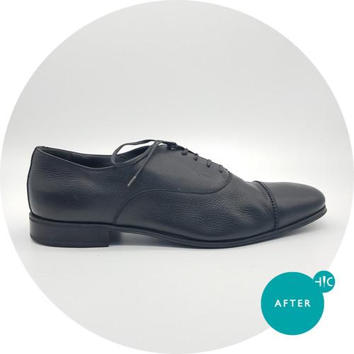 Salvatore Ferragamo Oxford Shoe Sole Repair