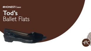 Case Study - Tod's Ballet Flats
