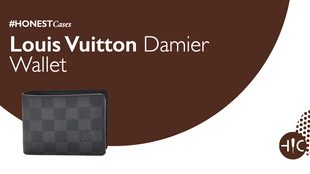 Case Study - Louis Vuitton Damier Wallet