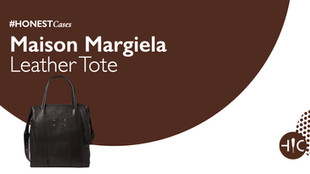 Case Study - Maison Margiela Leather Tote