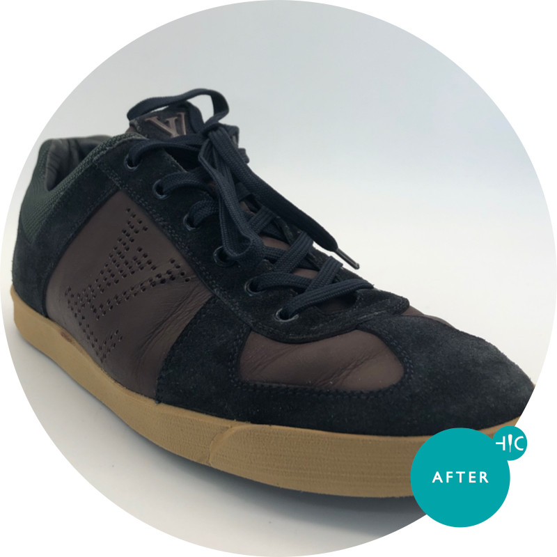 Louis Vuitton Sneaker Sole Replacement