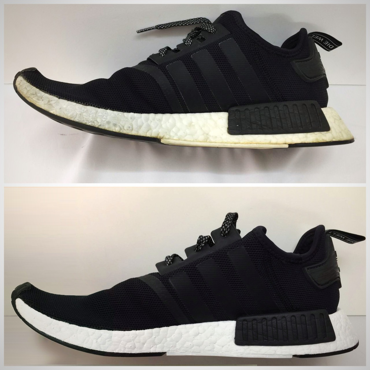 Adidas NMD Sneakers Cleaning