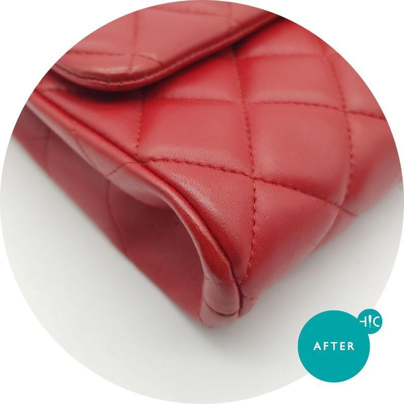 Chanel Mini Flap Bag Edge Restoration
