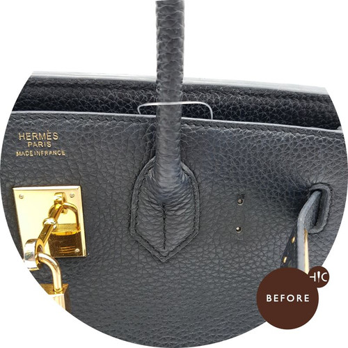Hermes Kelly Hardware Repair