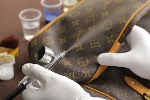 Bag repair & restoration