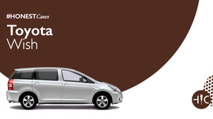 Case Study - Toyota Wish