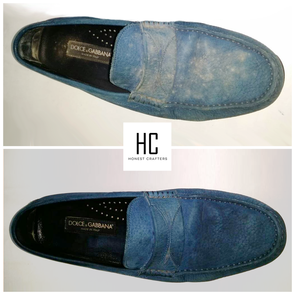Men Shoes Cleaning